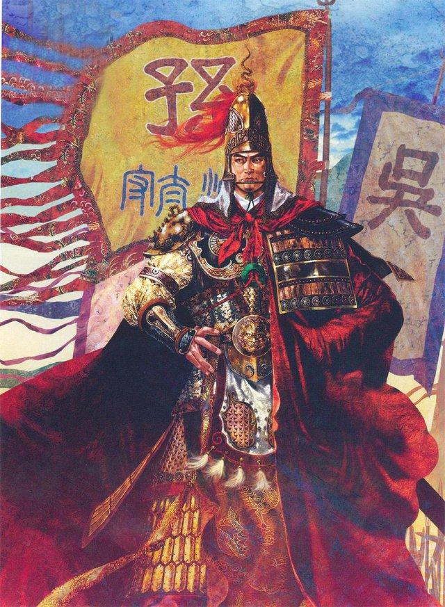 Tôn Sách là mãnh tướng nhưng kém tài dùng người, trái ngược với em trai Tôn Quyền lắm mưu nhiều kế.