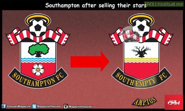 Southampton tiêu điều