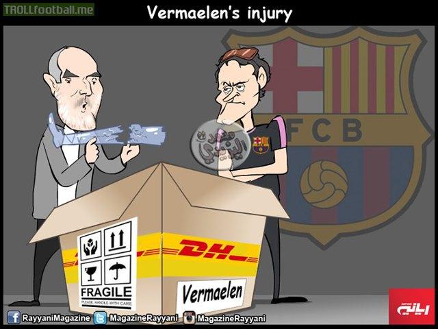 Barca bị Arsenal lừa chăng?