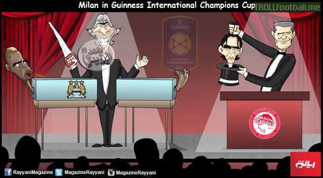 Milan tan nát ở đấu trường quốc tế