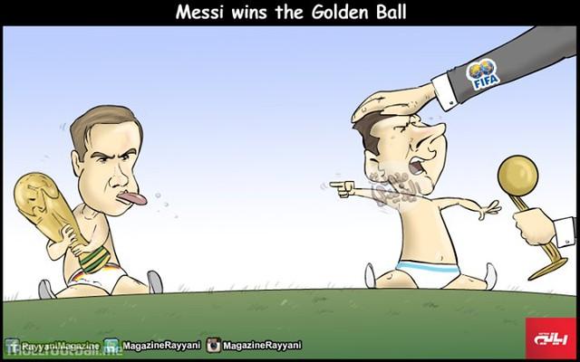 Messi :Cúp cơ, chán bóng lắm rồi