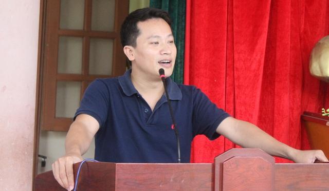 Nhà báo Bùi Ngọc Hải - Phó Tổng biên tập, Giám đốc Soha News (Ảnh: Kim Ngân)
