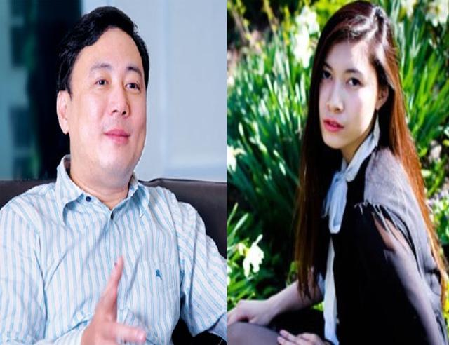 Ông Nguyễn Tuấn Hải và cô con gái có vẻ đẹp rất Tây Nguyễn Ngọc My