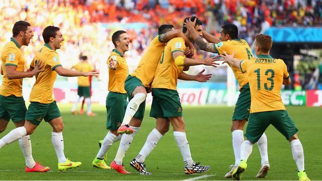 Australia suýt nữa khiến Hà Lan phải ôm hận