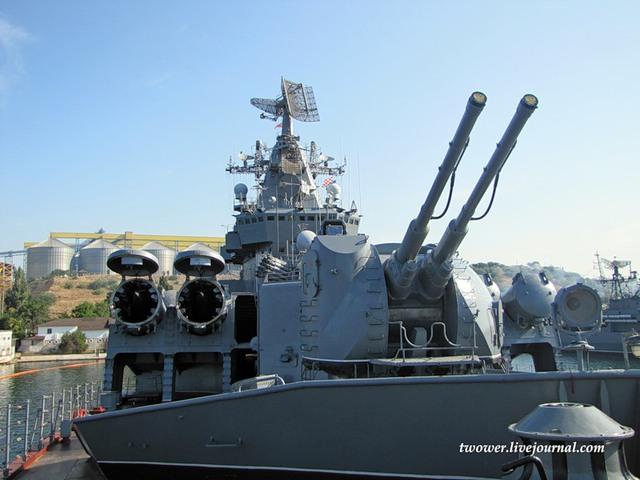 Cùng với các tàu lớp Kirov, các tàu lớp Slava là 1 trong 2 lớp tàu tuần dương của Hải quân Nga. Đây cũng là các tàu được trang bị số lượng vũ khí khổng lồ và cực kỳ uy lực.