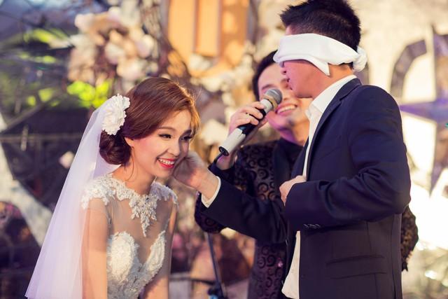 Một số hình ảnh trong đám cưới của Diễm Trang.