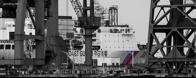 Theo tờ IHS Janes thì 2 con tàu hải cảnh cỡ lớn này có thể được triển khai tại biển Đông hoặc Hoa Đông.