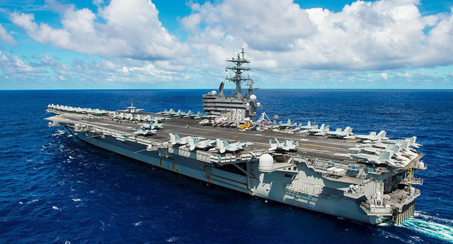 Tàu sân bay USS Ronald Reagan (CVN 76)