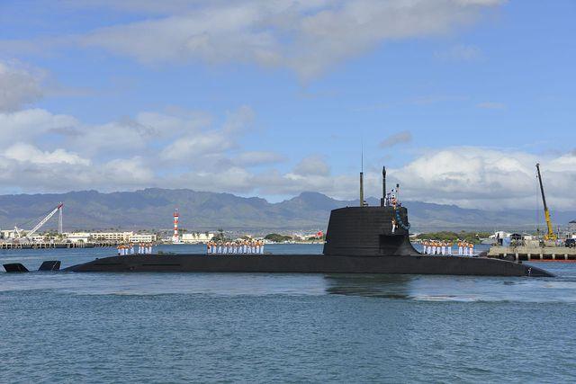 Tàu ngầm lớp Soryu