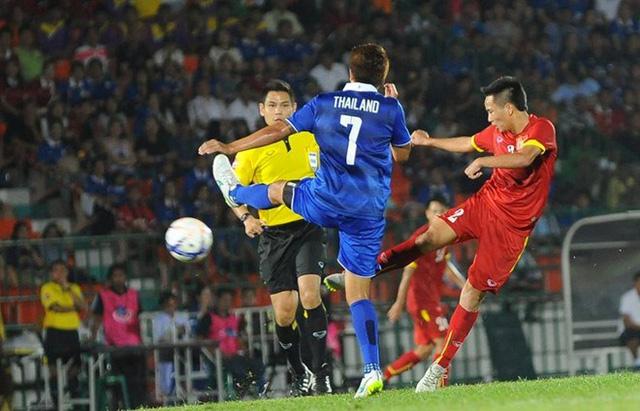 Hữu Dũng và siêu phẩm vào lưới U23 Thái Lan