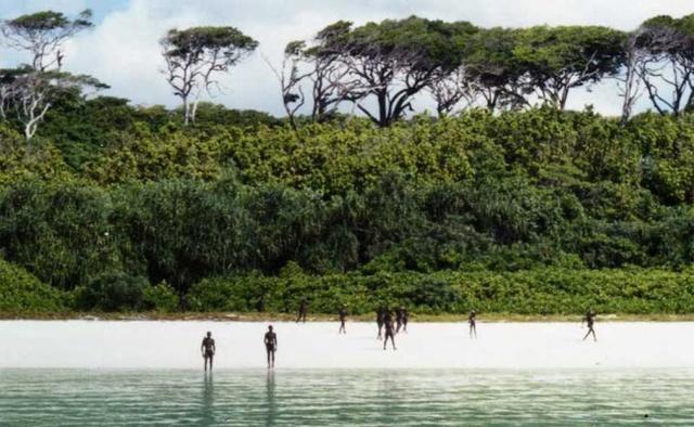 Các nhà nhân chủng học đã đi tới kết luận rằng những cư dân trên hòn đảo này đã sống cô lập ở đây hàng nghìn năm.