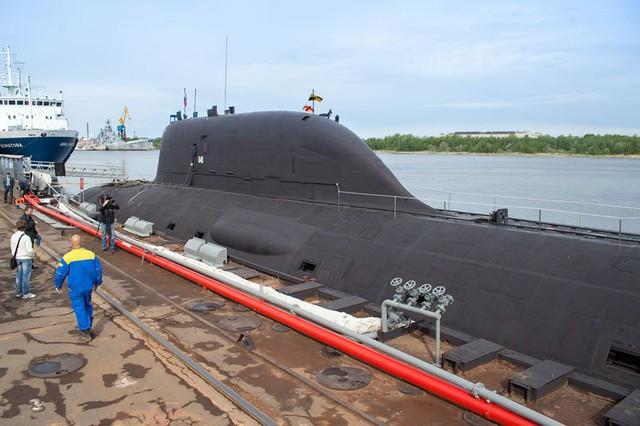 Tàu ngầm K-329 Severodvinsk