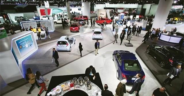 Các DN đang tính toán để tăng giá ôtô khi tỷ giá giữa VND so với USD được điều chỉnh tăng mạnh.