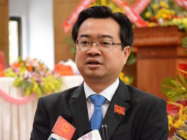 Tân Bí thư Tỉnh ủy Kiên Giang Nguyễn Thanh Nghị