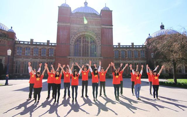 Du học sinh Việt Nam ở nước ngoài