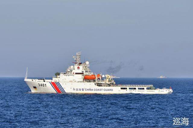 Trang mạng Strategy Page (Mỹ) từng nhận định, bằng cách đưa vào biên chế những chiếc tàu cỡ lớn và vũ trang nặng, Trung Quốc đang biến lực lượng hải cảnh của nước này trở thành lực lượng hải quân thứ 2 hòng đạt được yêu sách trên biển.