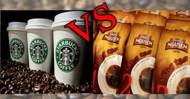 Ông Đặng Lê Nguyên Vũ từng giễu Starbucks là người khổng lồ không bản sắc