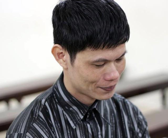 Bị cáo Chính tại phiên tòa (Ảnh: VĐ/Zing)