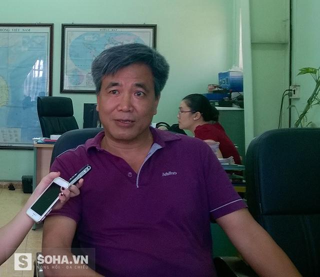 """Ông Nguyễn Quốc Hòa: """"Tôi sẽ bán tàu ngầm Trường Sa nếu..."""" - Ảnh 1."""