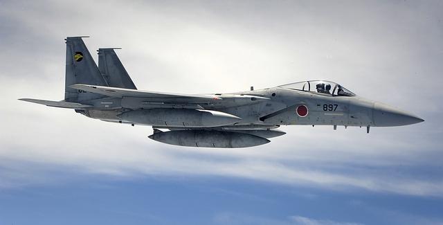 Tiêm kích F-15J Nhật Bản