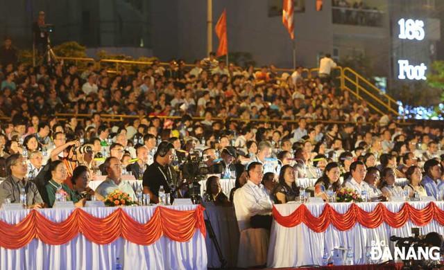 Các đại biểu tham dự DIFC 2015.