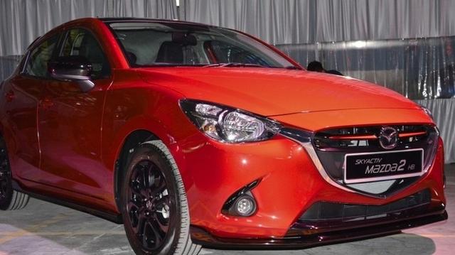 Giá bán lẻ của Mazda2 mới cũng được hé lộ sẽ thấp hơn so với đối thủ trực tiếp Toyota Vios.