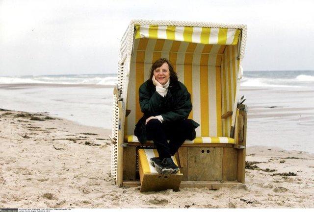 Bãi biển Baltic, Đức năm 2000