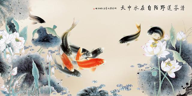 Mỗi một loại cá Koi với màu sắc khác nhau mang đến ý nghĩa nhất định thể hiện mong ước của gia chủ.