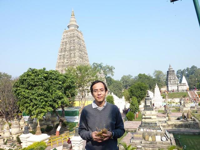 Thầy Doãn Minh Đăng được vị hiệu trưởng đánh giá rất cao về chuyên môn