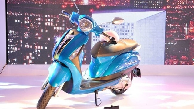 Yamaha Grande giá từ 41,99 triệu đồng