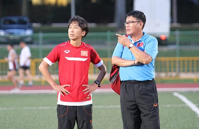 Khi chưa đạt được thành tích, HLV Miura đã tự làm khó mình bằng lối chơi xấu xí