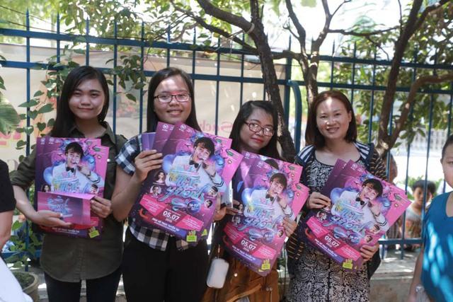 Dự kiến tổ chức vào ngày 05/07 tại TP. Hồ Chí Minh, 1000 vé giới hạn trên web bán vé chính thức đã được tẩu tán sạch trong vài giờ đồng hồ.