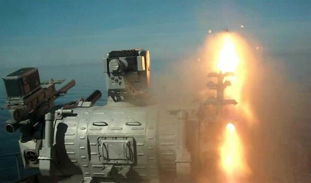Module tác chiến của hệ thống Palma có ký hiệu 3R-99E hoạt động hoàn toàn tự động, mỗi module tác chiến gồm 8 tên lửa Sosna-R. Tên lửa Sosna-R được lắp sẵn trong ống phóng cùng với 2 bệ pháo 6 nòng tự động cỡ 30mm AO-18KD (với 1.500 viên đạn).