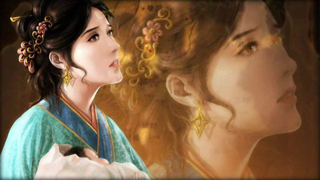 Myi phu nhân có lẽ là người phụ nữ chịu nhiều tủi hổ nhất trong số các bà vợ chính thức của Lưu Bị.