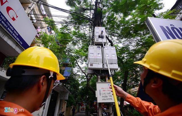 EVN Hà Nội khẳng định các kết quả kiểm tra cho thấy việc ghi chỉ số công tơ vẫn đúng.