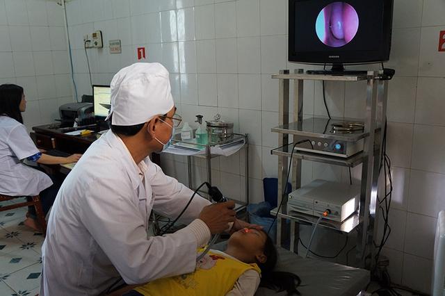 Bệnh viện Đa khoa huyện Lâm Thao là một bệnh viện tuyến huyện được trang bị khá đầy đủ