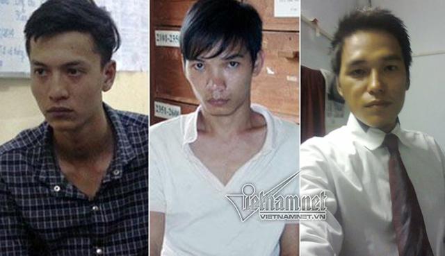 Ngày 10/7, Hải Dương và Văn Tiến bị bắt. Ngày 9/8, Trần Đình Thoại bị bắt (Ảnh: Vietnamnet)
