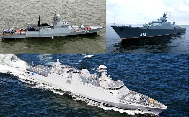 Hải quân Việt Nam có thể sẽ được trang bị cả 3 lớp khinh hạm 2.000 tấn có xuất xứ từ Nga và phương Tây?