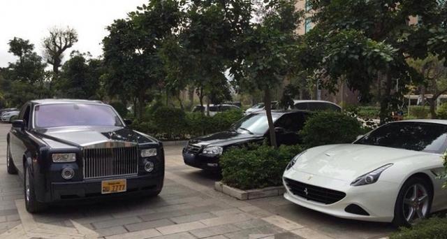 c7 Rolls Royce Phantom