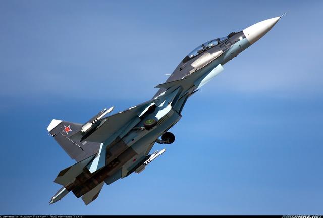 Tiêm kích Su-30SM của Không quân Nga