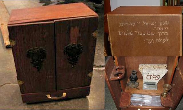 Dybbuk cư trú trong một chiếc hộp