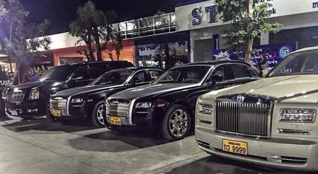 c0 Rolls-Royce Ghost x2 & Phantom Series2