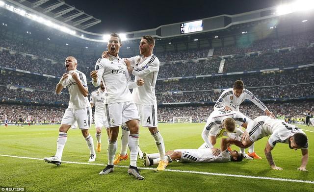 Kết quả cuối cùng Real Madrid thắng 1-0 (tỉ số chung cuộc sau 2 lượt đấu: 1-0) và giành quyền vào bán kết.