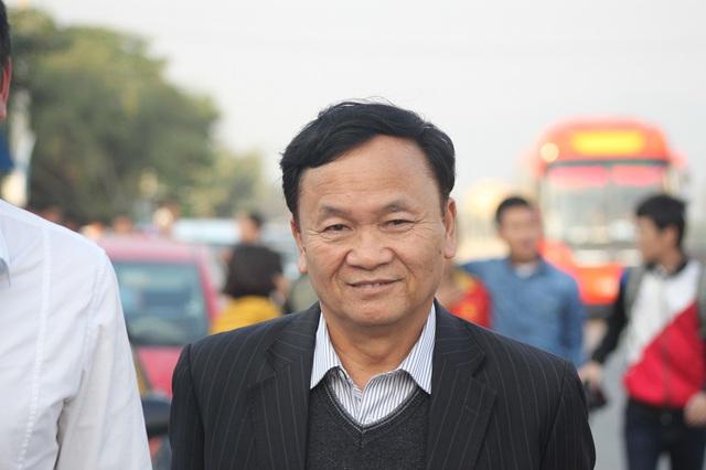 Tổng giám đốc SLNA Nguyễn Hồng Thanh tỏ ra bình thản trước những yêu cầu từ phía CLB Đà Nẵng.