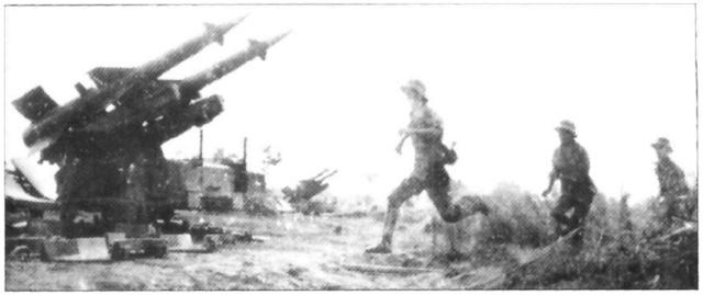 Sau khi cơ động lực lượng, các đơn vị đã nhanh chóng triển khai sẵn sàng chiến đấu