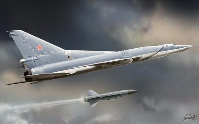Kh-15 được trang bị cho Tupolev Tu-22M và các máy bay ném bom khác.