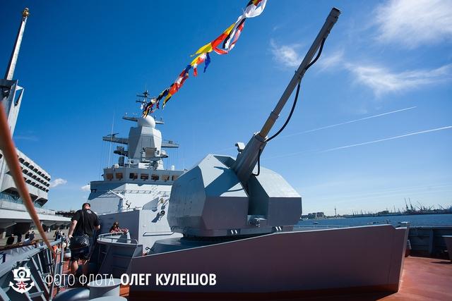 Về cấu hình trang bị, hiện nay Hải quân Nga đang sử dụng 2 cấu hình của tàu hộ tống lớp Steregushchy là đề án 20380 (có 1 tàu duy nhất là tàu Steregushchy số hiệu 530) và đề án 20381.