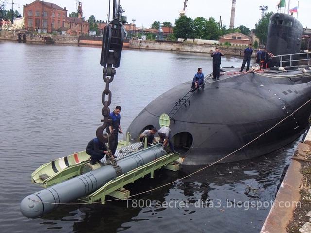 Algeria là nước đầu tiên sở hữu tàu ngầm Kilo có tên lửa hành trình tấn công mặt đất 3M-14E