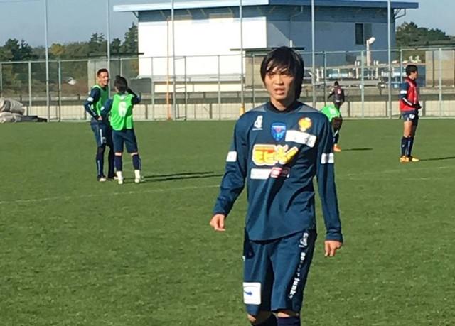 Tuấn Anh vẫn đang trong giai đoạn thử việc ở CLB Yokohama FC.