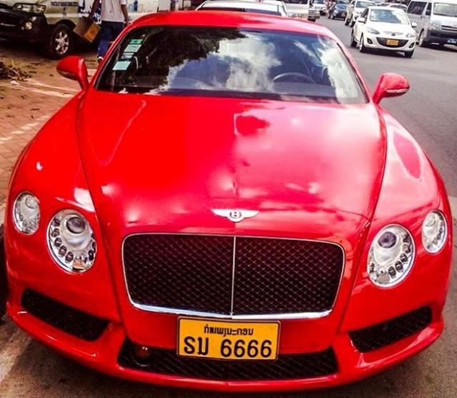 v9 Bentley #Continental #gt